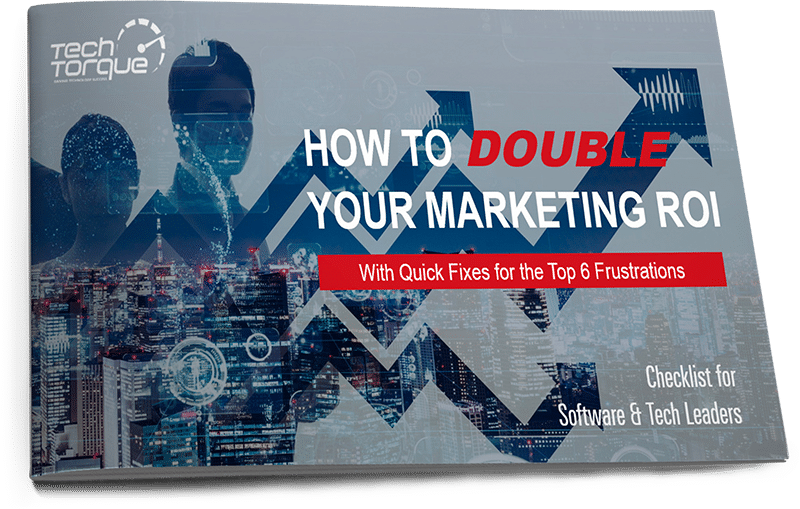 How to Double your marketing ROI