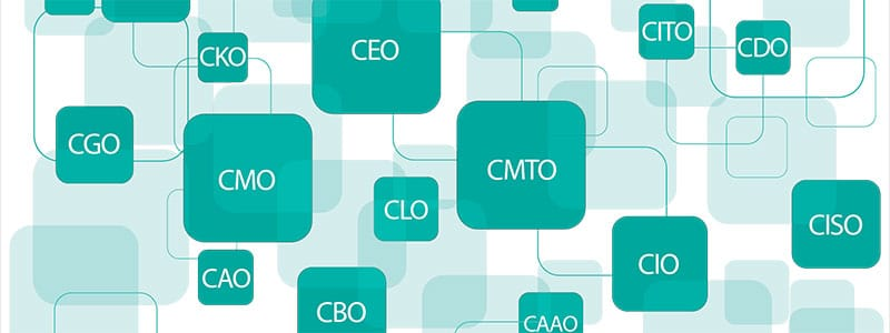 The C-suite is the highest-ranking senior executives in an organisation. So-called, because of the 'C' representing the word 'chief' in many corporate titles.