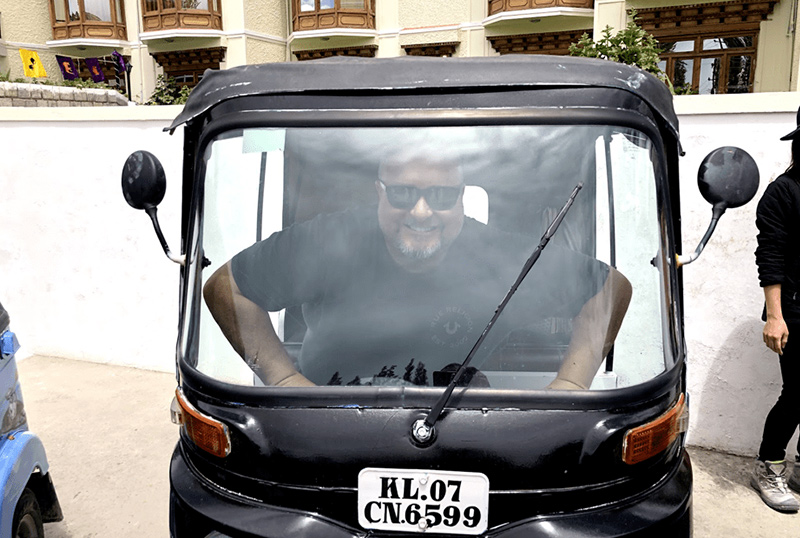BLOG HIMALAYAS PT2 DRIVER 1 - Business Lessons from A Rickshaw Trek Across the Himalayas - Part 2