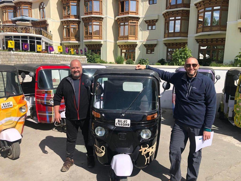 Rickshaw Blog 1 Image 2 1024x768 - Business Lessons From A Rickshaw Trek Over the Himalayas - Part 1